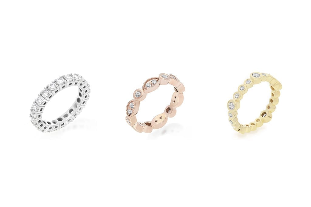 The Pros And Cons Of Different Precious In Wedding Bands Uwe