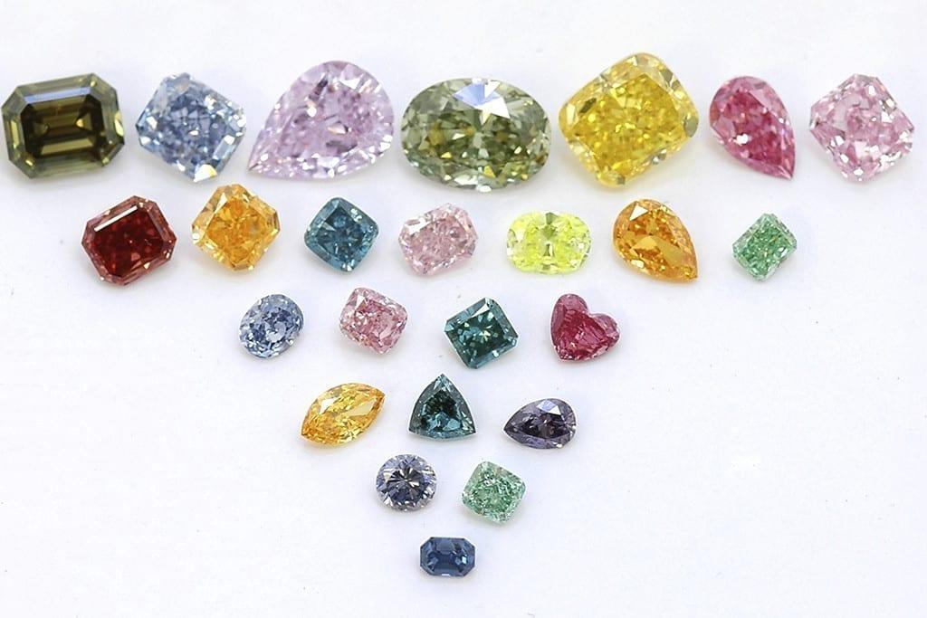 Fancy cut diamond facts